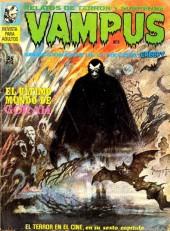 Vampus (Creepy en espagnol) -6- El ultimo mundo de Gorah