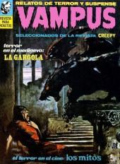 Vampus (Creepy en espagnol) -7- La gárgola