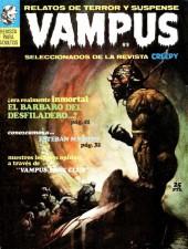 Vampus (Creepy en espagnol) -9- El bárbaro del desfiladero