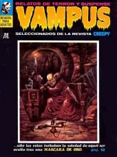 Vampus (Creepy en espagnol) -10- Máscara de oro