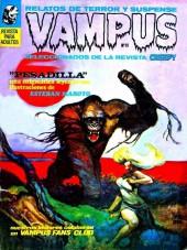 Vampus (Creepy en espagnol) -11- Pesadilla