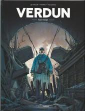 Verdun (Holgado) -1- Avant l'orage