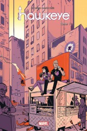 All-New Hawkeye (100% Marvel) -1- Wunderkammer