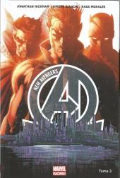 New Avengers (The) (Marvel Now!) -3- D'Autres Mondes
