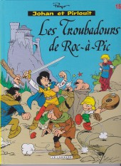Johan et Pirlouit -15c05- Les troubadours de Roc-à-Pic
