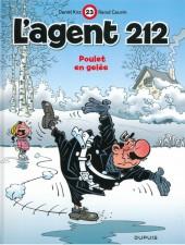 L'agent 212 -23es2012- Poulet en gelée