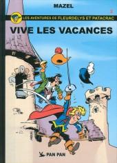 Fleurdelys et Patatrac (Les aventures de) -2- Vive les vacances