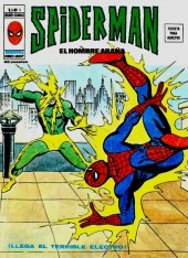 Spiderman (El hombre araña) (Vol. 3) -5- ¡Llega el terrible Electro!