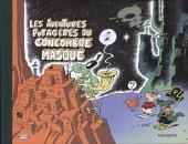 Le concombre masqué -1aTT- Les Aventures potagères du Concombre masqué