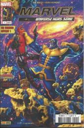 Marvel Universe (Panini - 2016) -HS1- Jusqu'à ce que la mort nous sépare