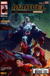 Marvel Universe (Panini - 2016) -1- Erreur Inhumaine
