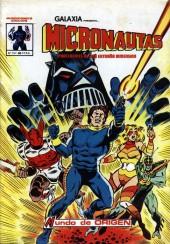Micronautas (Vol.1) -1- Mundo de origen