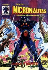 Micronautas (Vol.1) -2- ¡Duelo a muerte!