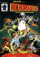Micronautas (Vol.1) -3- ¡El foso de Prometeo!