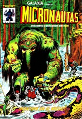 Micronautas (Vol.1) -4- ¡Aventura en el miedo!