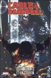 Cable & Deadpool -4- Deux mutants et un couffin