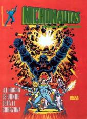 Micronautas (Vol.2) -1- ¡El hogar es donde está el corazón!