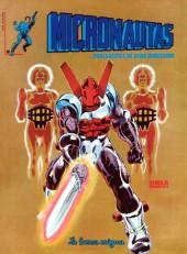 Micronautas (Vol.2) -2- La fuerza enigma