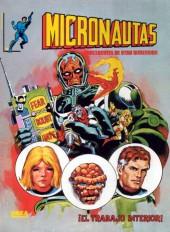 Micronautas (Vol.2) -4- ¡El trabajo interior!
