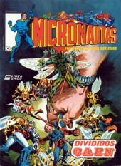 Micronautas (Vol.2) -6- Divididos caen