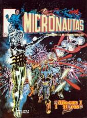 Micronautas (Vol.2) -7- ¡Dilo con flores!