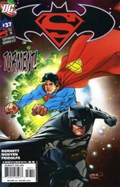 Superman/Batman (2003) -37A- Torment, Part 1