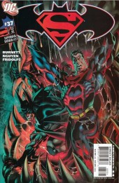 Superman/Batman (2003) -37B- Torment, Part 1