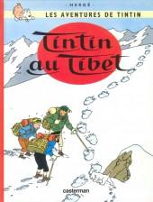 Tintin (Historique) -20C8- Tintin au Tibet