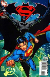 Superman/Batman (2003) -44- K, Chapter 1: Strange Favor