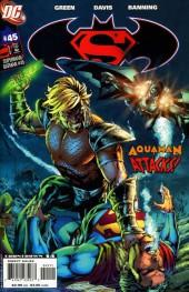 Superman/Batman (2003) -45- K, Chapter 2: Known Deposits