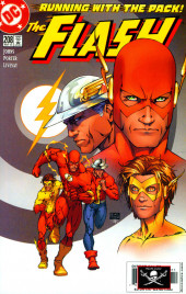 Flash (The) Vol.2 (DC comics - 1987) -208- Running with the Pack!