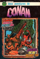 Conan le barbare (1re série - Aredit - Artima Marvel Color) -Rec02- Album N°23 (n°3 et n°4)