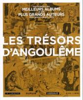 (Catalogues) Éditeurs, agences, festivals, fabricants de para-BD... - Catalogue - Les trésors d'Angoulême 2016 - Dargaud