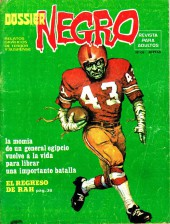 Dossier Negro -109- El regreso de Rah