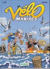 Les vélo Maniacs -8a2012- Tome 8
