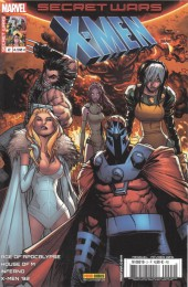 Secret Wars : X-Men -2- Destruction mutuelle assurée