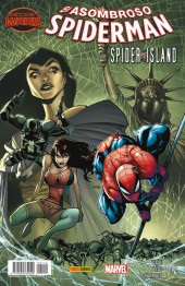 Asombroso Spiderman -112- Spider-Island - Secret Wars