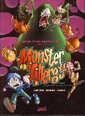 Monster Allergy -2- La pyramide des invulnérables