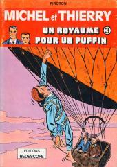 Michel et Thierry -4(3)- Un royaume pour un puffin