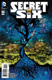 Secret Six (2015) -7- There's Something at The Door, Darling