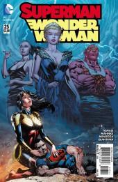Superman/Wonder Woman (2013) -25- A God Somewhere