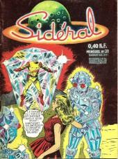 Sidéral (1re série) -31- Le ranger de l'espace