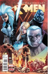Extraordinary X-Men (2016) -6- Extraordinary X-Men #6