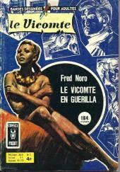 Le vicomte (Comics Pocket) -3- Le Vicomte en guerilla