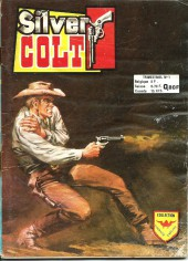 Silver Colt (3e Série - Arédit) -1- Les quatre mineurs