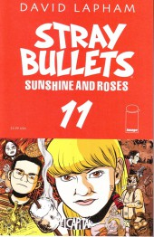 Stray Bullets: Sunshine & Roses (2015) -11- Lil'B and Boris in