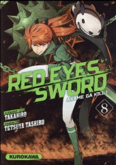 Red eyes sword - Akame ga Kill ! -8- Volume 8