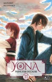 Yona, princesse de l'aube -11- Tome 11