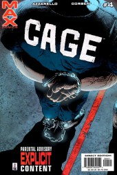 Cage Vol. 2 (Marvel MAX - 2002) -4- Cage Part four