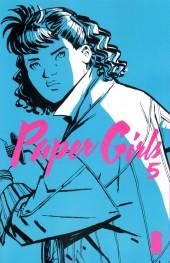 Paper Girls (Image comics - 2015) -5- Paper Girls